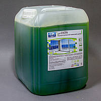 Моющее средство для стекол и зеркал, концентрат (1/16), PRIMATERRA Industry-3, 10л