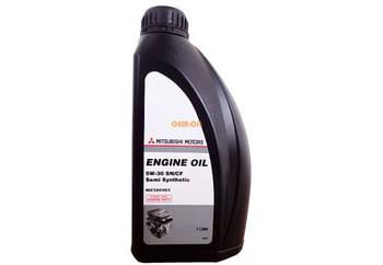 Моторное масло Mitsubishi Engine Oil 5W-30 1л (MZ320363)