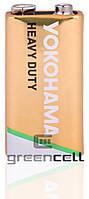 Батарейка YOKOHAMA 6F22 9V Krona