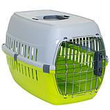 Moderna МОДЕРНА РОУД-РАННЕР 2 переноска для собак с металлической дверью IATA, 58х35х37 см, фото 2
