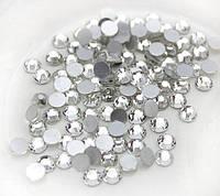 Стразы серебро, 500 шт, стекло CRUSTAL LIZED SS6 2 мм