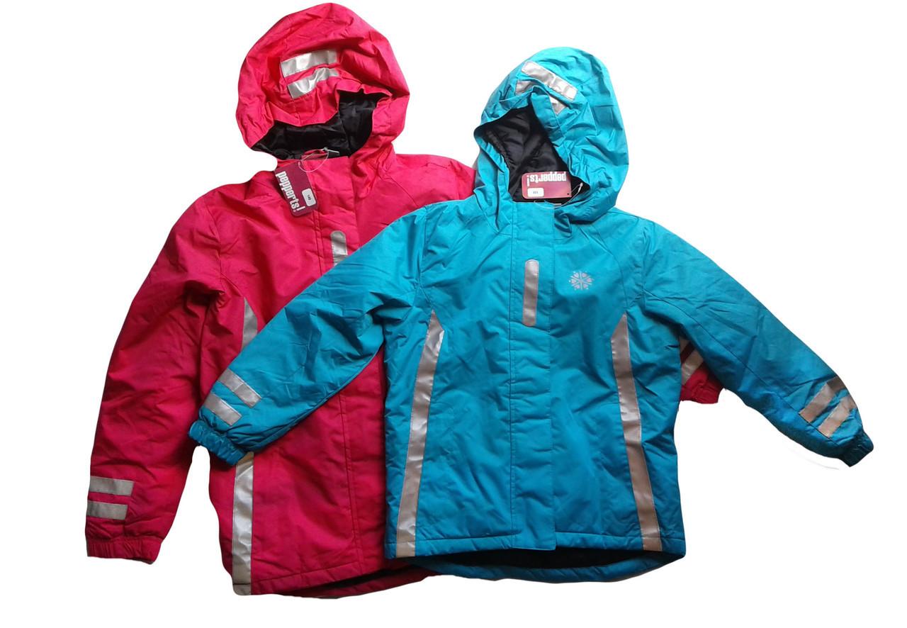 Куртка  для девочки, Pepperts, размер 140, арт. Л-431