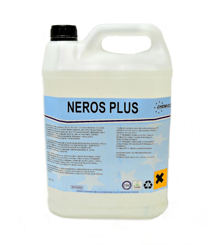 Chemico Neros Plus средство для наружного пластика и шин