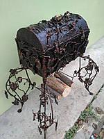 Кованый мангал ручной работы