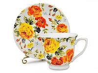 Набор чайный Lefard Яркая роза 12 предметов , 724-090