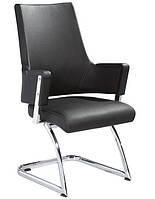 Кресло конференц Аризона Х Черное (СДМ мебель-ТМ)