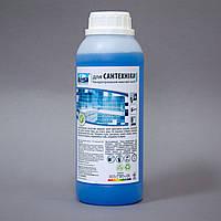 Моющее средство для сантехники, концентрат (1/10) PRIMATERRA Dez-3, 1л