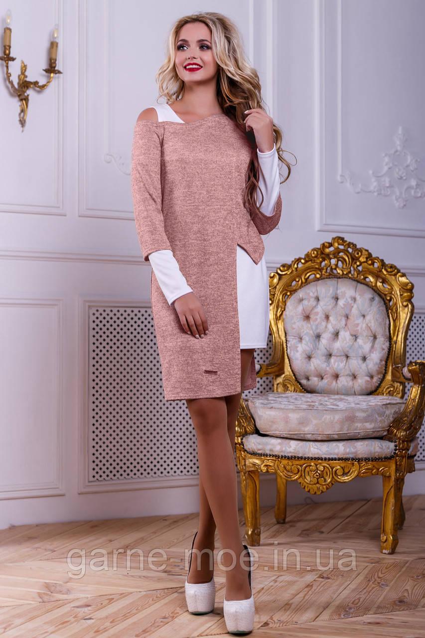 9566cae7fb5 Женский нарядный комплект платье+туника  продажа
