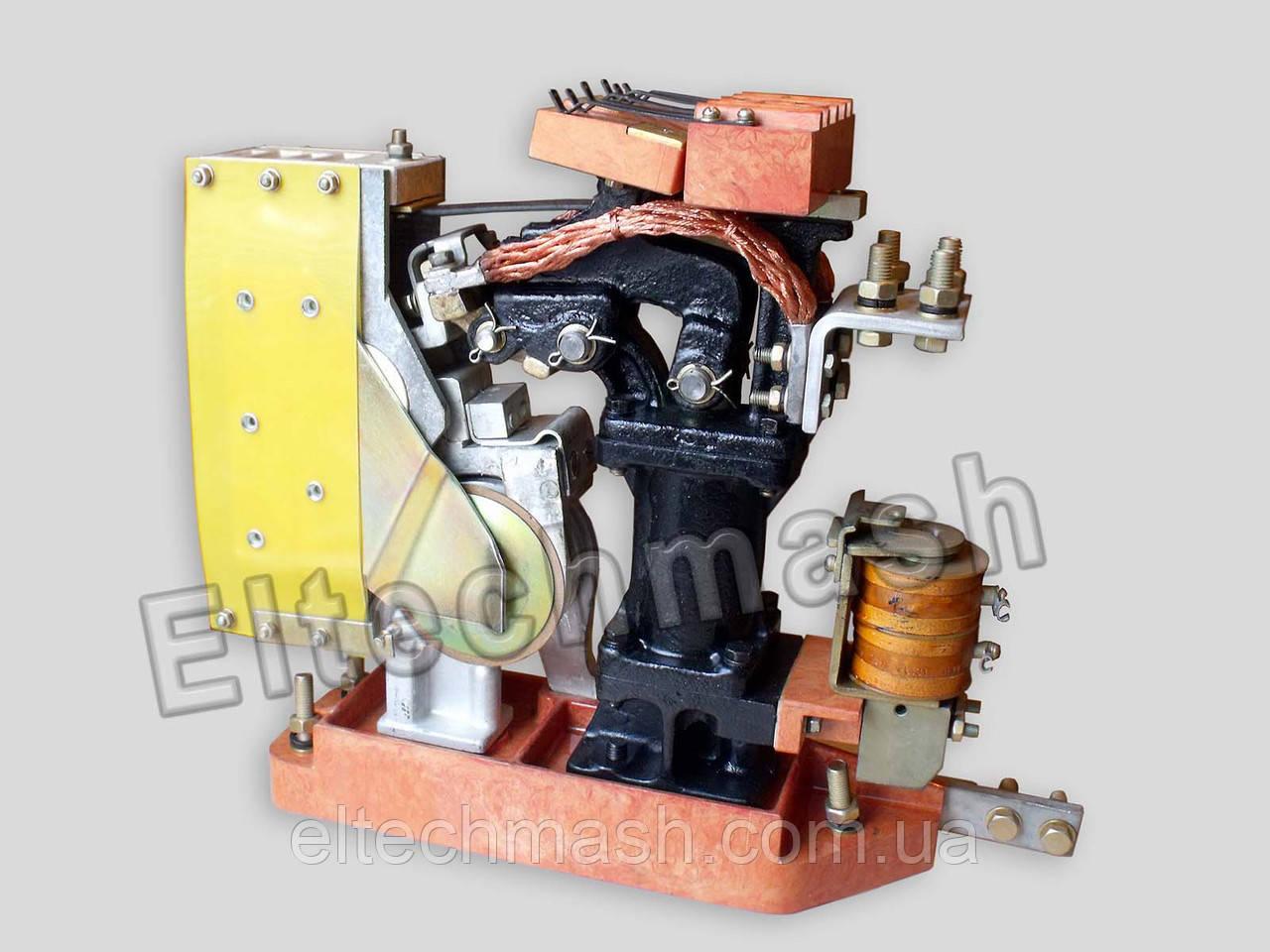 ПК-753Б-6 У2, ПК-753Б-5 У2, ПК-753Б-9 У2, Контактор электропневматический (2TX.420.013, ИАКВ.644761.003)