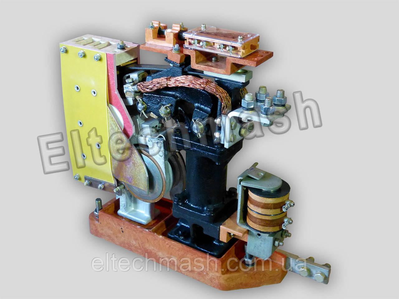 ПК-753Б-10 У2, Контактор электропневматический (2TX.420.013, ИАКВ.644761.003-30)