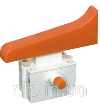 Кнопка болгарки маленький п'ятак фіксація