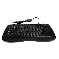 Клавиатура KEYBOARD MINI KB-980, клавиатура для компьютера, клавиатура компьютерная keyboard