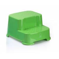 Ступеньки детские под унитаз и раковину Babyhood BH-504 Зеленая