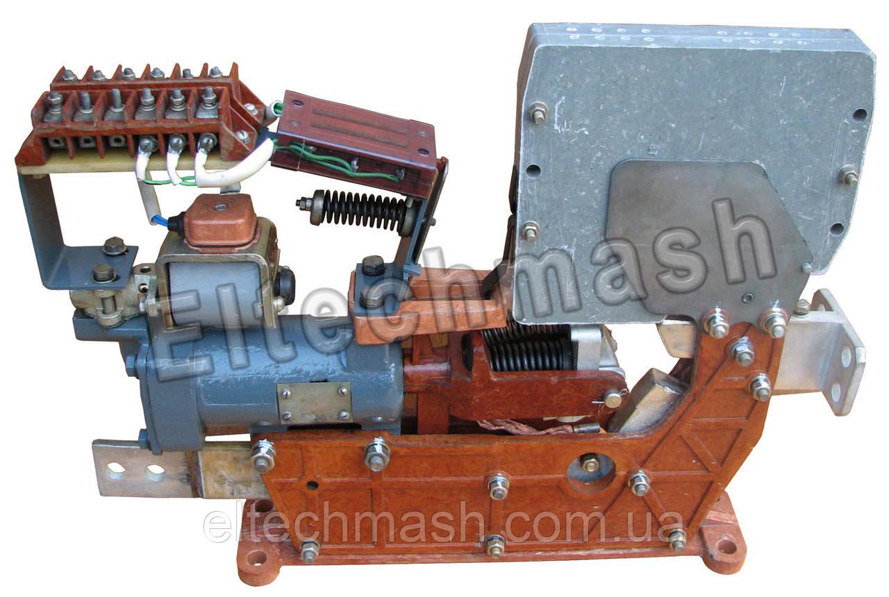 ПК-1136А У3, Контактор электропневматический (БИЛТ.644761.001-48)