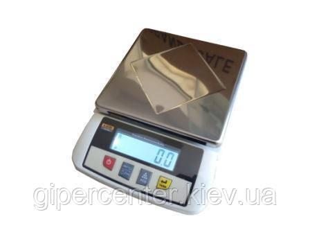 Весы фасовочные ВТЕ-Центровес-6,2Т3Б1 до 6.2 кг, дискретность 0.2 г, фото 2