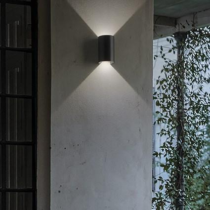Фасадные светильники