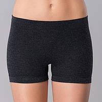 Термо-панталоны женские, средняя посадка (цвет черный) / Термобелье женское, фото 1