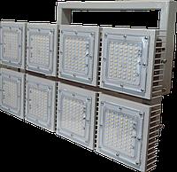 Светодиодный прожектор для склада 256ВТ, 38 400 ЛМ для производства.