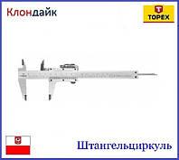Штангенциркуль TOPEX 31C615
