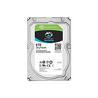 "Жесткий диск 3.5"" Seagate SkyHawk HDD 6TB 7200rpm 256MB ST6000VX0023 SATAIII"