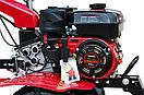 Мотоблок бензиновый WEIMA WM500 NEW DeLuxe (7,0 л.с, ручки КМ, диски защиты), фото 5