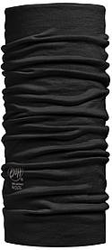 Повязка BUFF LIGHTWEIGHT MERINO WOOL black