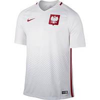 Оригинальная футболка NIKE POLSKA EURO 2016 H STADIUM
