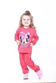 Пижама Дисней для детей с начесом