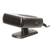 Обогреватель с вентилятором 2 в 1 для автомобиля от прикуривателя  150 W