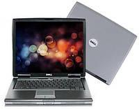 Ноутбук DELL Latitude D520 Celeron 60 GB 2 GB(DDR 2) 15 1.6 Ghz Intel 945GM Graphics Б/у
