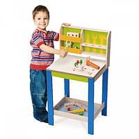 Wonderworld Сюжетно-ролевой набор, стол плотника, детский стол с инструментами