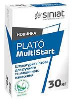 ШТУКАТУРКА гипсов. машинная MultiSTART Plato 30кг
