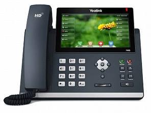 IP телефон Yealink SIP-T48S, фото 2