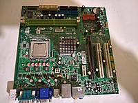 Материнская плата ACER MB.SAM09.001+e7300  S775/QUAD