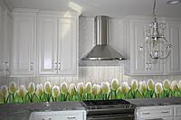 Кухонный фартук Тюльпаны 01