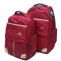 S-1291 WSD Рюкзак на колесах красный