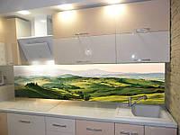 Кухонный фартук Долина
