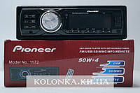 Автомагнитола Pioneer 1172 USB SD