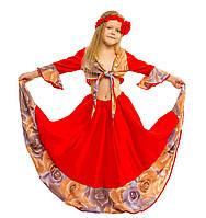 Карнавальный костюм детский Цыганка
