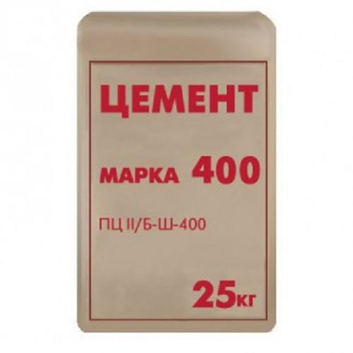 Цемент М400 ПЦ 25кг Polimin