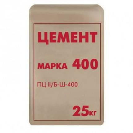 ЦЕМЕНТ М-400 25кг, фото 2