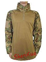 Рубашка тактическая MIL-TEC Warrior Woodland-Arid