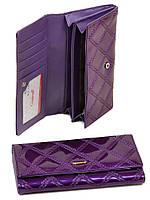 Кошелек женский Cossrol Rose Series-2 иск-кожа WD-51 purple
