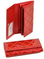 Кошелек женский Cossrol Rose Series-2 иск-кожа WD-51 red