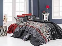 Набор постельного белья евро из сатина Турция