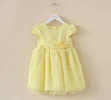 Платье нарядное George baby