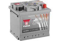 Аккумулятор Yuasa 12V 52Ah Silver High Performance Battery YBX5012 (0)