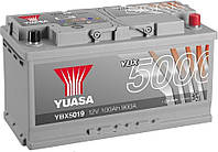Аккумулятор Yuasa 12V 100Ah  Silver High Performance Battery  YBX5019 (0)