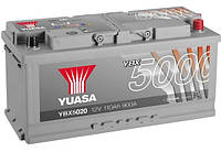 Аккумулятор Yuasa 12V 110Ah  Silver High Performance Battery YBX5020 (0)