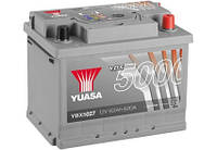 Аккумулятор Yuasa 12V 62Ah Silver High Performance Battery YBX5027 (0)